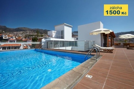 Madeira Hotel - v srpnu