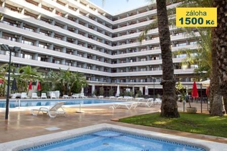 Hotel Benilux Park - letní dovolená u moře