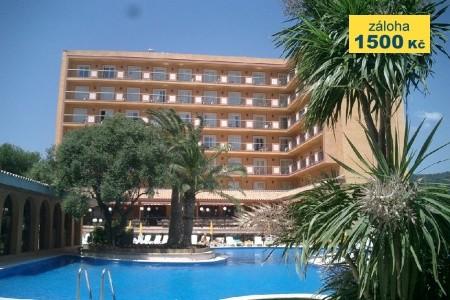 Hotel Luna Club - Malgrat