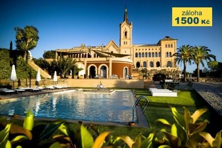 Hotel Sant Pere Del Bosc - v prosinci