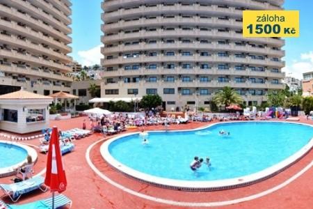 Hotel Playas De Torrevieja - v říjnu