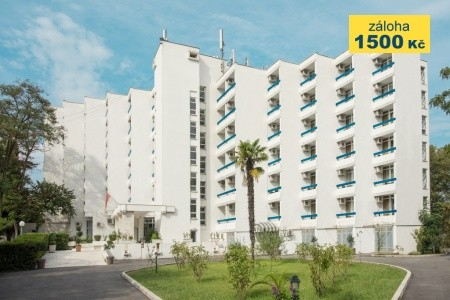 Long Beach Hotel Montenegro - u moře