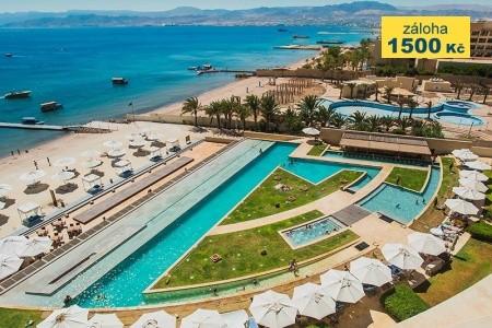 Kempinski Hotel Aqaba - v září