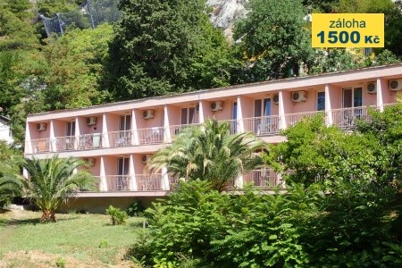 Hotel Brzet - Last Minute a dovolená