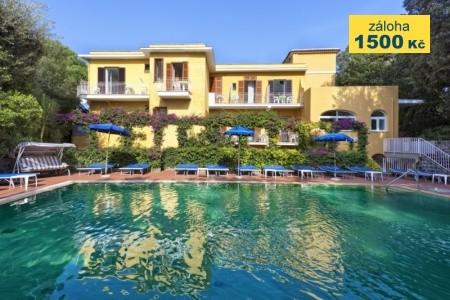 Hotel Cleopatra S Bazénem - Last Minute a dovolená