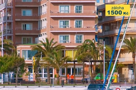 Hotel San Luis Snídaně