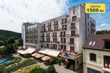 Piešťany - Hotel Jalta - hotel