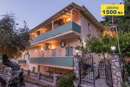 Hotel Olive Tree, Řecko, Lefkada