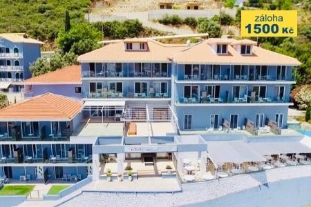 Hotel Ponti Beach - na pláži