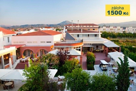 Alkyon Resort Hotel & Spa 50+ - lázně