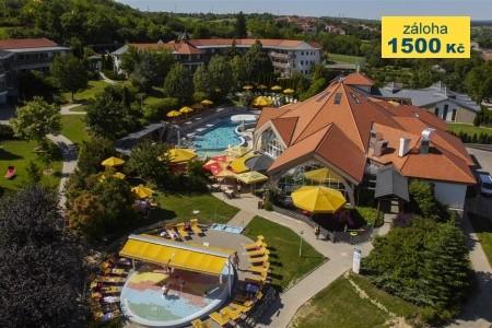 Kolping Hotel Spa & Family Resort - Alsópáhok - v květnu