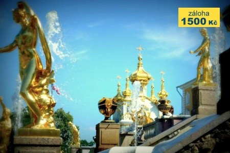 RUSKO - PETROHRAD 2020 Snídaně