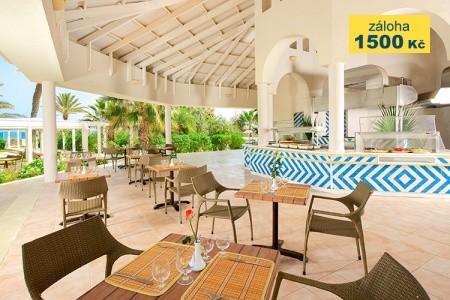 Hotel Iberostar Selection Royal El Mansour - v září