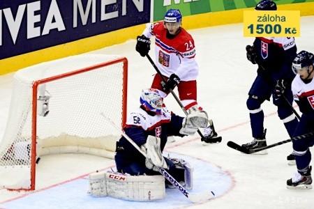 Ms V Hokeji 2020: Slovensko - Česko & Slovensko - Nemecko