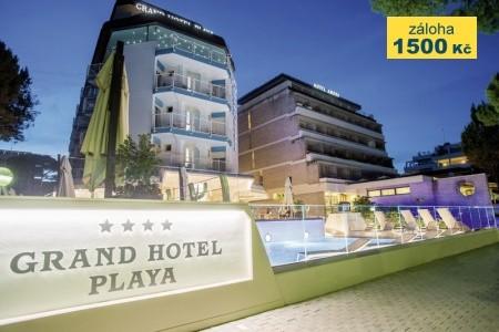 Grand Hotel Playa**** - Lignano Sabbiadoro | Itálie 2020