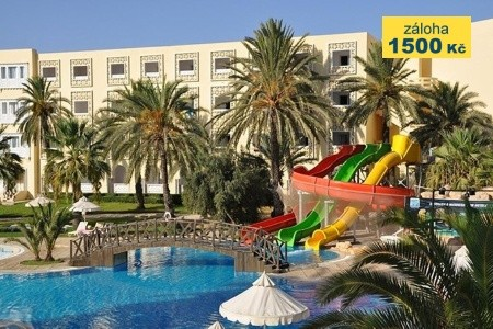 Occindental  Marhaba Resort - Last Minute a dovolená
