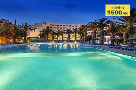 Magic Hotel Holiday Village Manar & Aquapark - v září