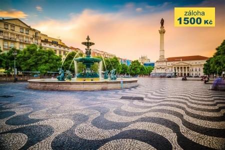 Lisabon Snídaně