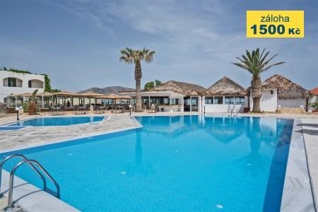 Hotel Happy Days, Řecko, Kréta