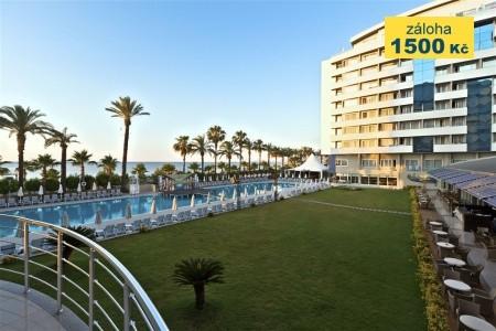 Porto Bello Resort, Turecko, Antalya