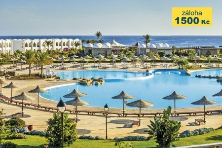 Hotel Gorgonia Beach Resort - v září