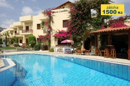 Maria Lambis Apartments - Last Minute a dovolená