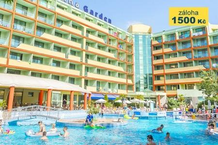 Hotel Mpm Kalina Garden - dovolená