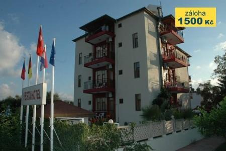 Vesta 50+, Turecko, Side