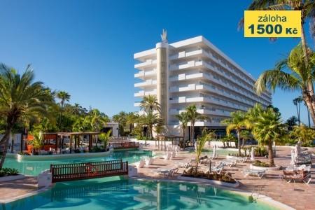 Hotel Sentido Gran Canaria Princess - Len Pre Dospelých - v květnu