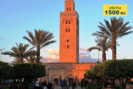 Velký okruh Marokem - letecky - Last Minute a dovolená