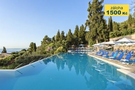 Aeolos Beach Resort - letecky all inclusive