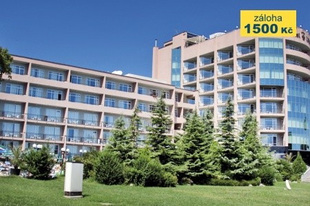 Hotel Lilia - jarní dovolená