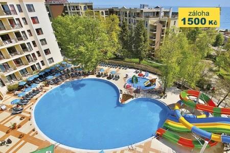 Hotel Prestige Hotel & Aquapark, Bulharsko, Zlaté Písky