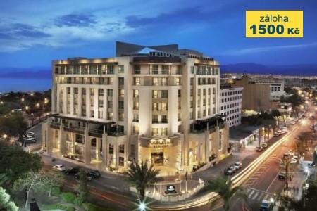 Doubletree By Hilton Hotel Aqaba - letní dovolená u moře