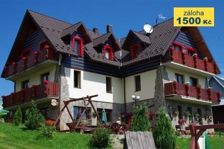 Slovakia - Ždiar - letní dovolená