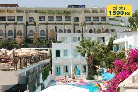 Erta Soyak Beach Hotel, Turecko, Bodrum
