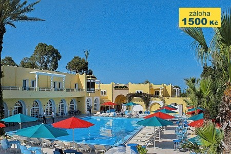 My Hotel Garden Beach - v červenci