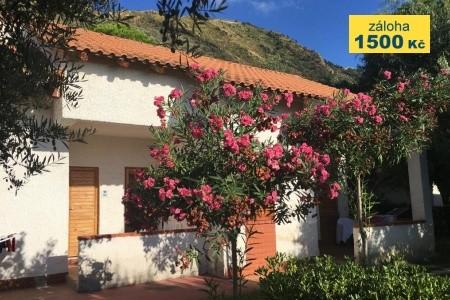 Th Capo Calava Village 50+, Itálie, Sicílie