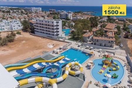 Narcissos Waterpark Resort - v červnu