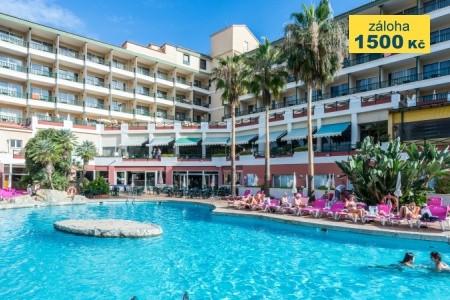 Diverhotel Tenerife Spa & Garden - v srpnu
