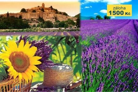 Báječná Provence - v červenci