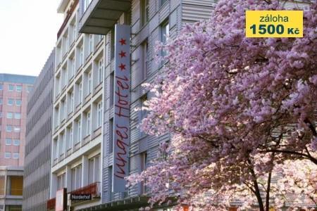 Junges Hotel Hamburg *** Superior - v srpnu