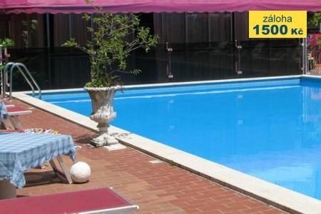 Hotel Fabius S Bazénem - zájezdy