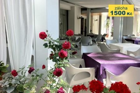 Hotel Nuova Riccione - zájezdy