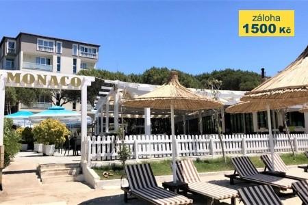 Hotel Monaco - v září