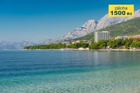 Dalmacija Sunny Hotel By Valamar - Makarska - hotel