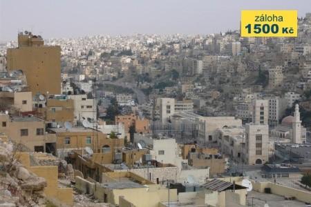 Kouzelné Jordánsko - v září