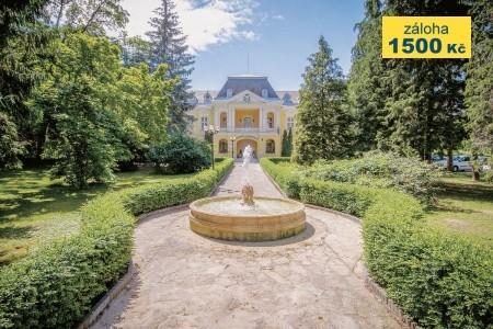 Schlosshotel Batthyany - v červnu