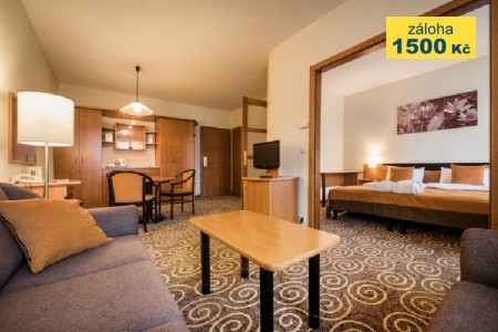 Hotel Europa Fit - v srpnu