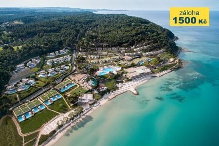 Sani Club Hotel - luxusní hotely
